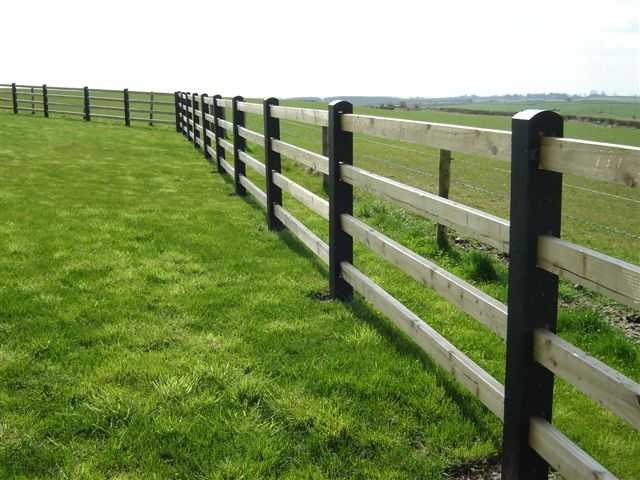 Fencing Amp Panels See Our Post Amp Rail Fencing And Panels